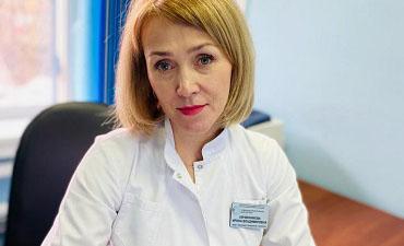 Овчинникова Ирина Владимировна