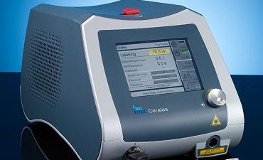 Новый аппарат для лазерной хирургии от производителя Biolite