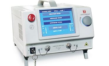 Клиникой приобретен лазерный диодный аппарат Лахта Милон